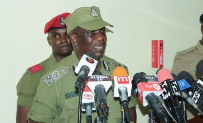 Kamanda Mambosasa aeleza jambazi komando kutoka Burundi wa wenzie 2 walivyouawa na polisi