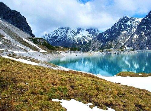 Lüner See Austria, by almresi1