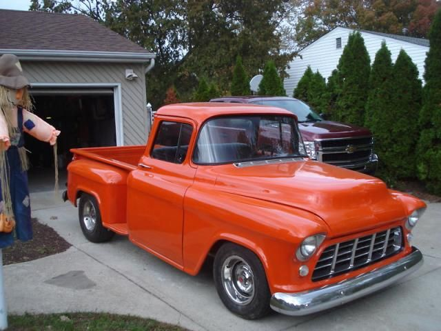 1955 chevy truck | 1955 Chevy Truck for Sale | 55 - 59 ...