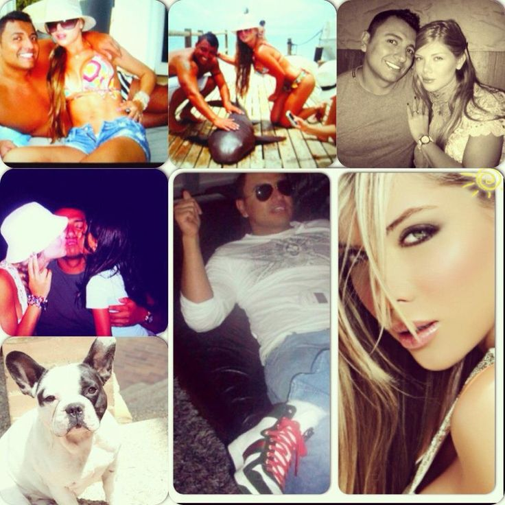 Fotos de andres el ex novio de sofia jaramillo