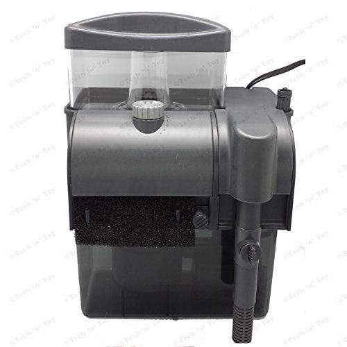 Macro Aqua protein skimmers boast performance and easy installation. It is designed with simplicity in mind to satisfy the skimming needs of saltwater aquarium hobbyists. Included pump features a need...