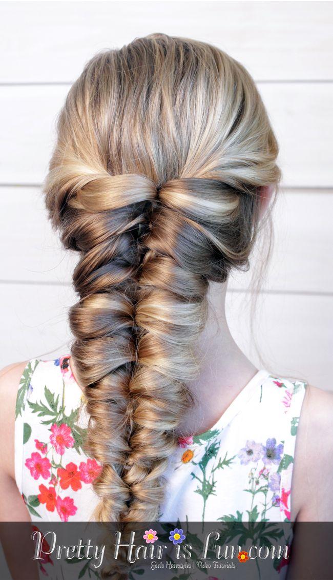Fun Braids For Bad Hair Days: 330 Best Pretty Hair Is Fun Images On Pinterest