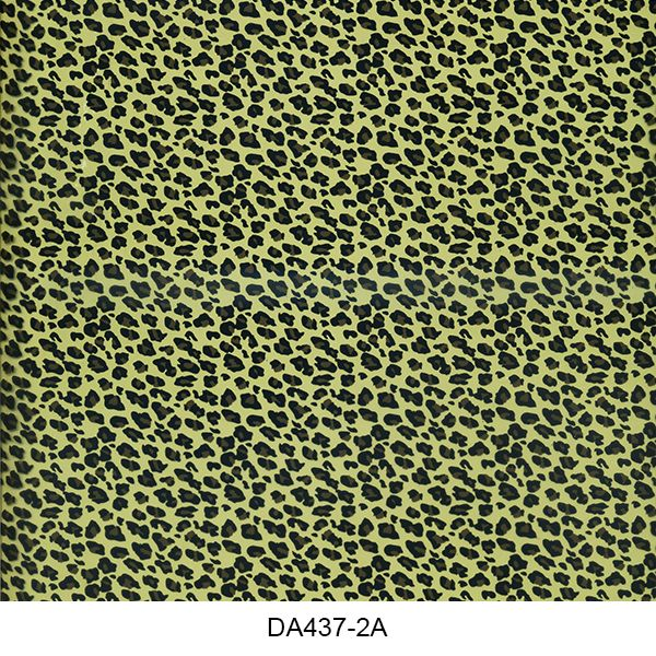 Water transfer film animal skin pattern DA437-2A