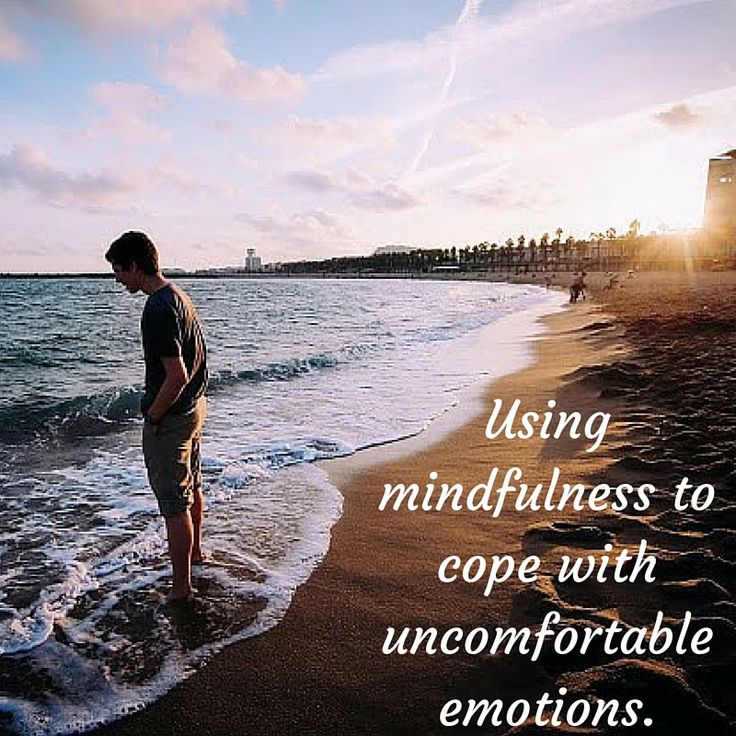 Want to know how to use mindfulness to cope with emotions like anger, sadness, despair, anxiety? Click on the link and read more.