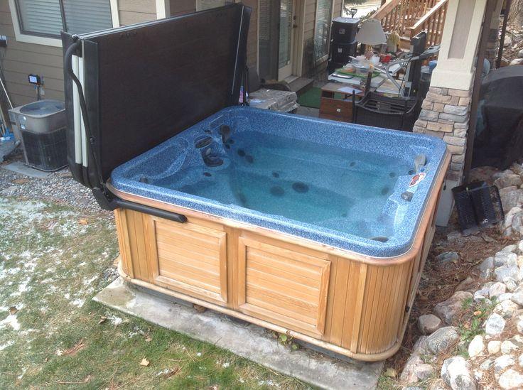 32 best arctic spas hot tubs images on pinterest arctic spa and spas. Black Bedroom Furniture Sets. Home Design Ideas