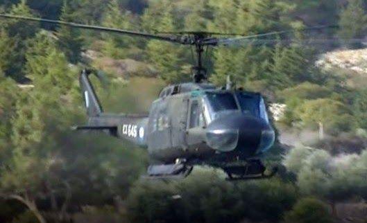 Αυτός είναι ΠΙΛΟΤΟΣ – Δείτε πού προσγείωσε το ελικόπτερο στον Πανορμίτη της Σύμης [video]