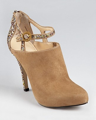 Enzo Angiolini Booties - Yoursonly Ankle Strap | Bloomingdale's
