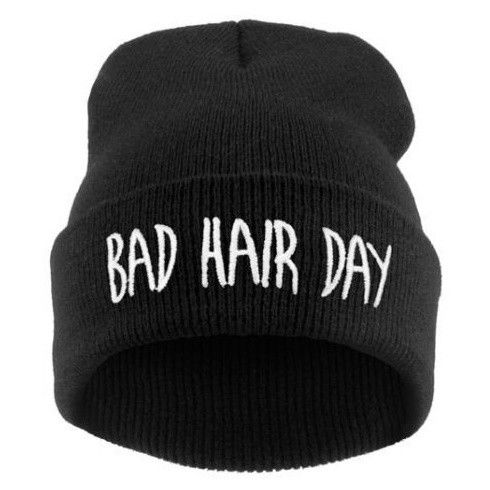 VOGUE Diamond bad hair day knit bonnet winter hat beanies for men women,femme ski skullies,gorros de lana hombre mujer invierno