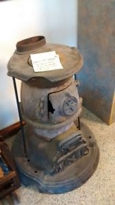 Caboose Stoves Vintage Cnr Caboose Pot Belly Stove 313