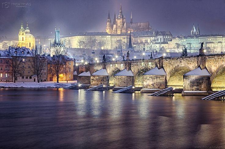 https://flic.kr/p/Ch1neZ   Prague - Charles Bridge -HDR