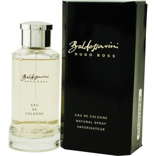 BALDESSARINI by Hugo Boss EAU DE COLOGNE SPRAY 2.5 OZ