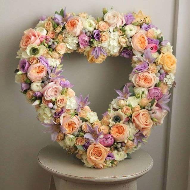 86 best Creatie's met bloemen! images on Pinterest | Flowers ...