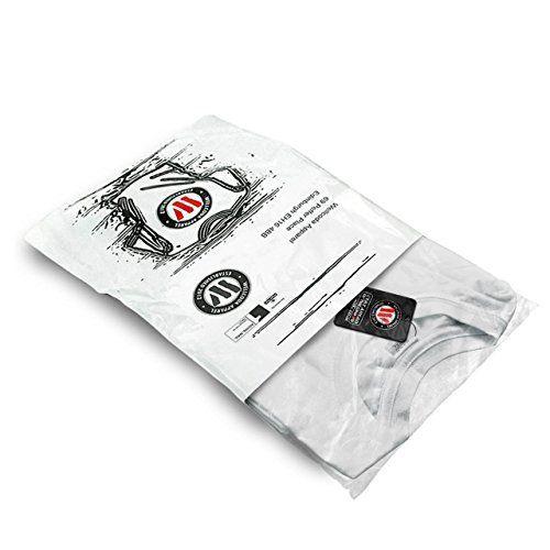 Burger Plusieurs Joie Camelote Homme NOUVEAU Blanc avec manches noires XL Base-ball manche longue T-shirt   Wellcoda: Cet article Burger…