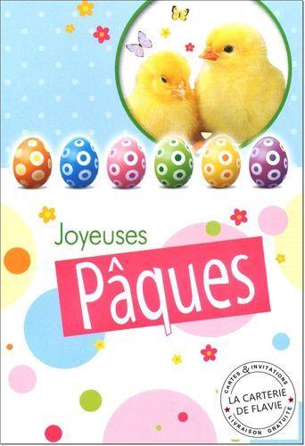 Accéder au produit#Carte #Pâques  Cartes Joyeuses Pâques, livraison gratuite, à retrouver sur notre site: http://lacarteriedeflavie.com/cartes-Joyeuses-Paques