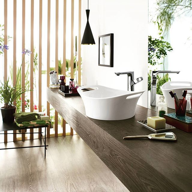 A #bathroom collection designed to hit all our senses #Urquiola for #Axor #designinspiration