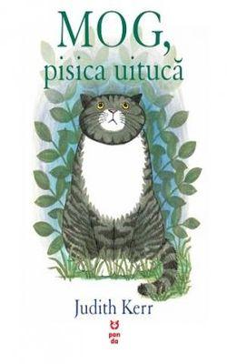Judith Kerr spune că prima pisică a familiei sale se numea Mog și că o uimeau atât de tare lucrurile ciudate pe care le făcea, încât s-a hotărât să scrie și să ilustreze o carte despre ea. Astfel a luat naștere seria Mog.