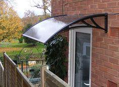 Polycarbonate awning $169