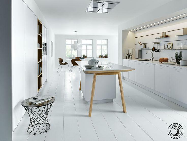 9 best D² Ultra Living images on Pinterest Fitted kitchens - küchen von poco