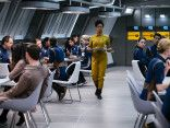 Sonequa Martin-Green, Michelle Yeoh, Jason Isaacs, Doug Jones, James Frain, Anthony Rapp and more take to the stars in CBS All Access' new series.