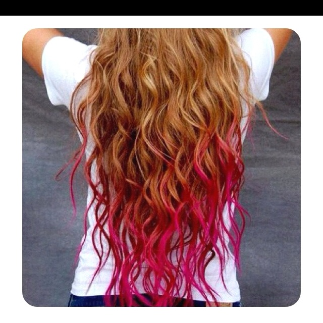 59 best Dyed Hair images on Pinterest | Dip dye hair, Dye hair and ...