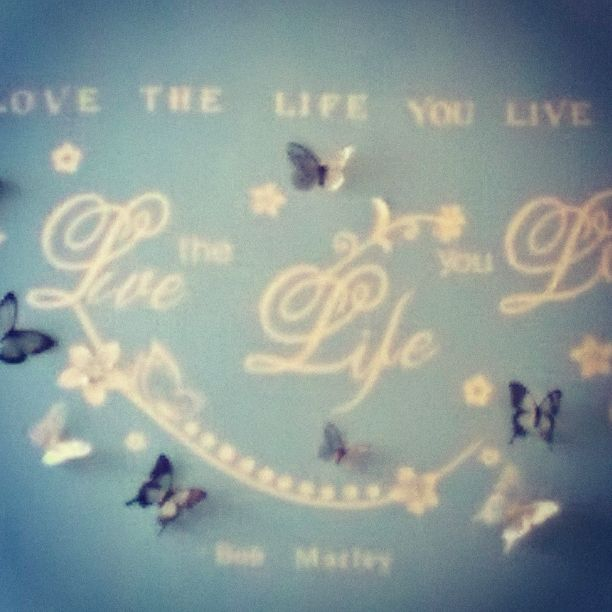Love the life you live, Live the life you love 💙💙💙
