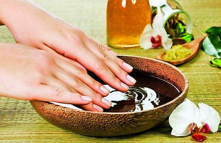 Восстановление и омоложение кожи рук. Домашний курс ухода за руками.