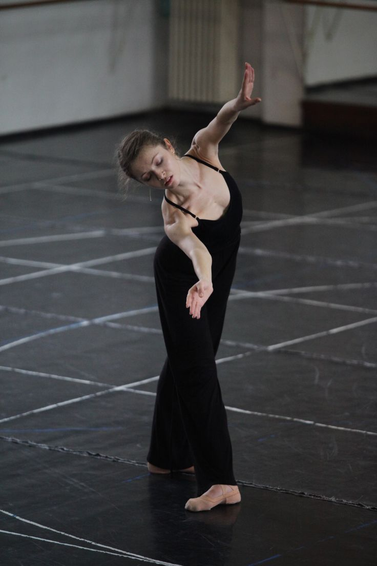 Bianca Fota - scenă din repetiții/rehearsals scene
