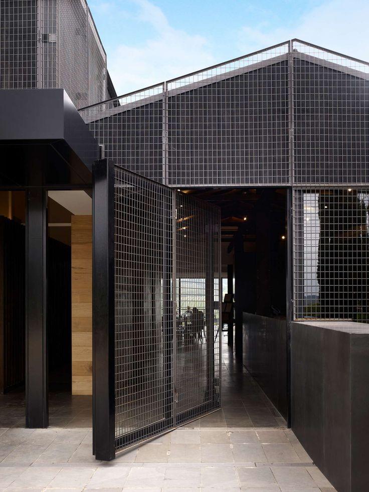 Willow Creek Vineyard's Cellar Door and Bistro / Carr Design Group