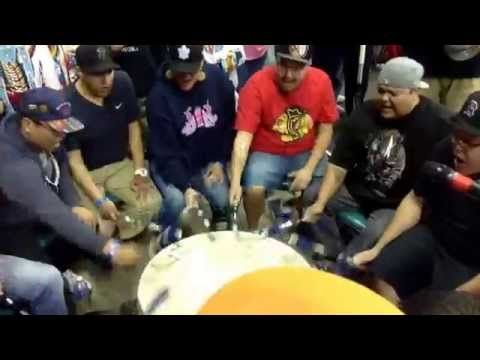 Midnight Express, Saddle Lake Powwow 2011 - YouTube