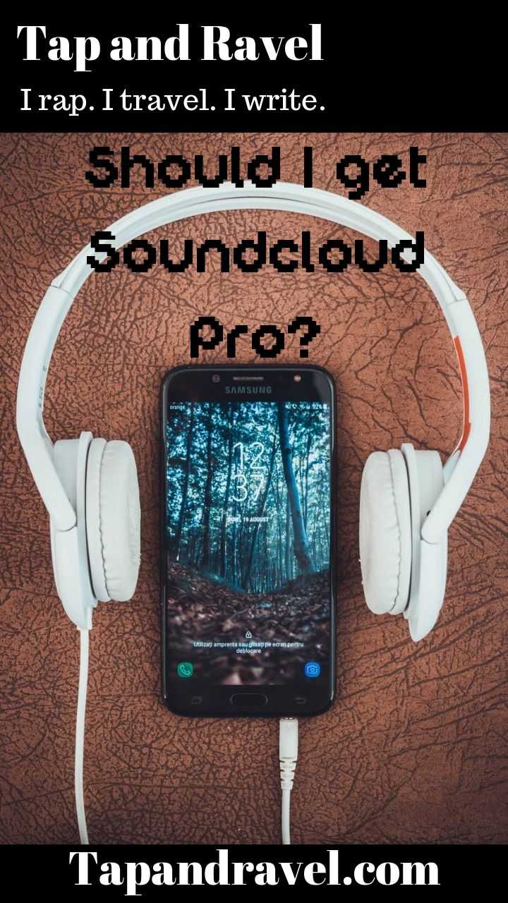 There's regular Soundcloud, and then there is Soundcloud Pro  Which