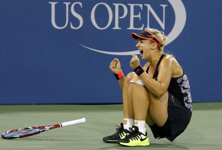 """astro #snake Sabine Lisicki: """"Das Match gewonnen zu haben, ist ein unglaubliches Gefühl. Kämpfen lohnt sich halt"""" http://www.faz.net/aktuell/sport/mehr-sport/us-open/sabine-lisicki-bei-us-open-2015-mit-unfassbarer-aufholjagd-13787854.html #Lisicki schaffte nach einer nicht mehr f.möglich gehaltenen/unfassbaren Aufholjagd als EINZIGE dt.Tennisspielerin d.Sprung i.d.Achtelfinale d. US-Open. Not a surprise,this month a great month for astro #snake(#Müller+#Aubameyang+#Lisicki++)except for #Reus"""