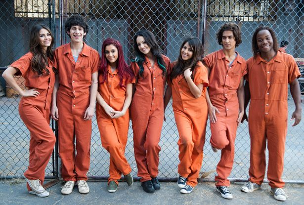 The cast of Victorious #Victorious #Nickelodeon #Citv