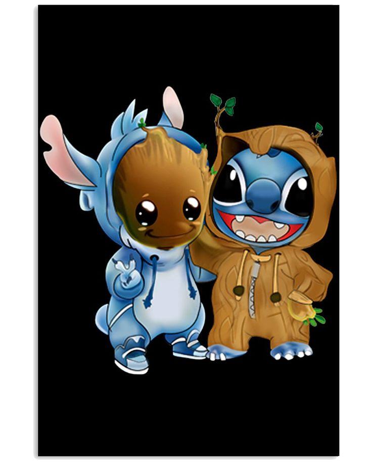 Groot de Stitch,  Stitch de Groot