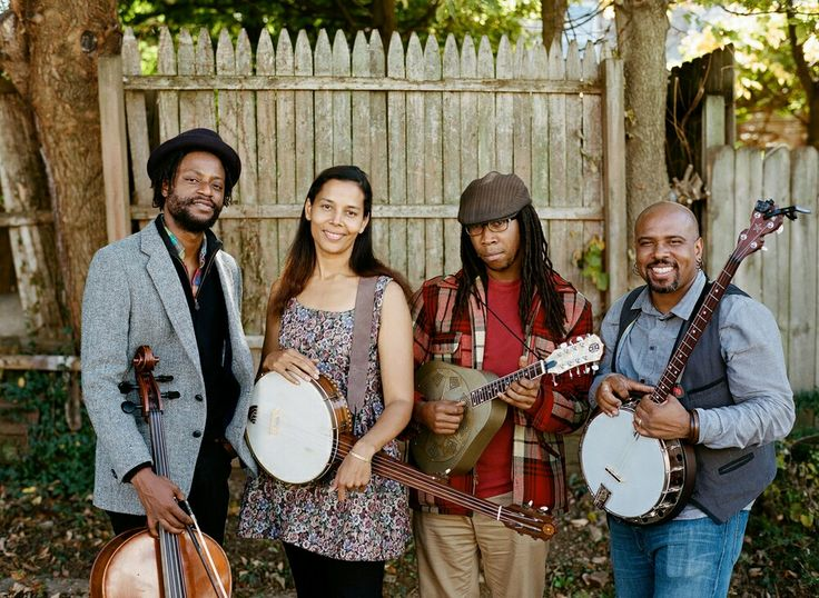 The Carolina Chocolate Drops with Rhiannon Giddens