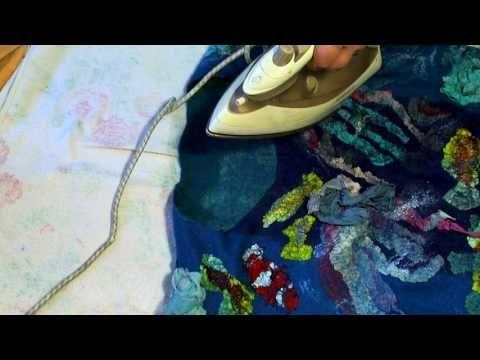 Видеоурок: как исправить пройму на готовом валяном изделии - Ярмарка Мастеров - ручная работа, handmade