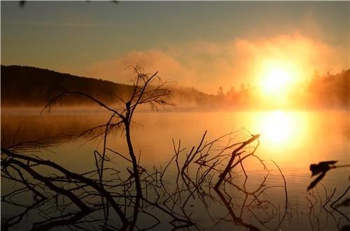 Cache Lake in Ontario Canada