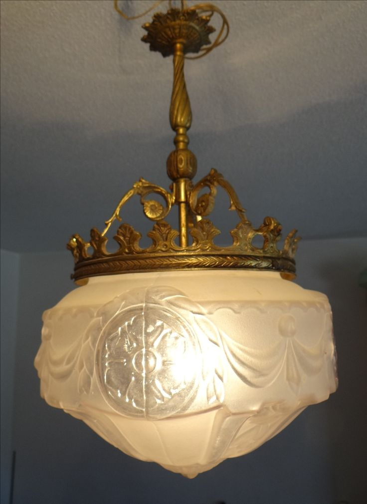 569 best images about lamparas antiguas old lamps on - Lamparas cristal antiguas ...