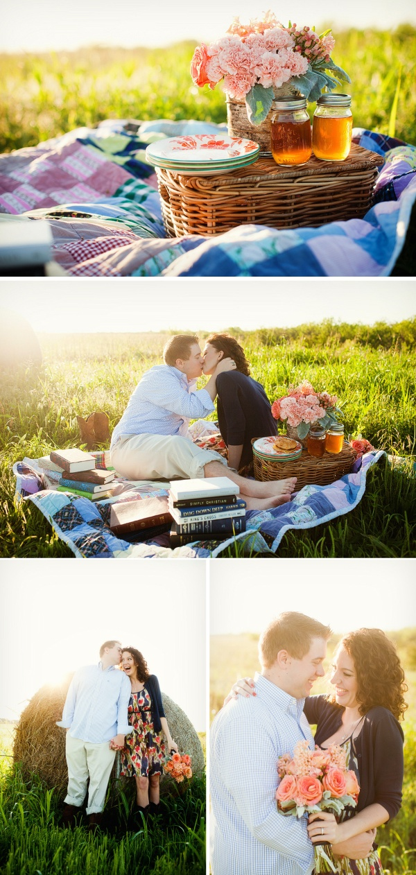 cute engagement session!
