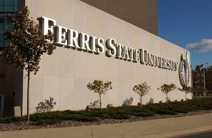 74 Best Ferris State University Images On Pinterest