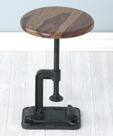 Another great find on #zulily! Bertrand Adjustable Stool #zulilyfinds