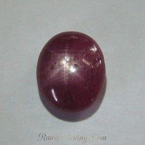 Natural Star Ruby 5.55 carat