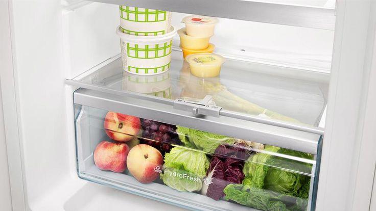 Die optimale Kühlschranktemperatur: So halten Lebensmittel deutlich länger