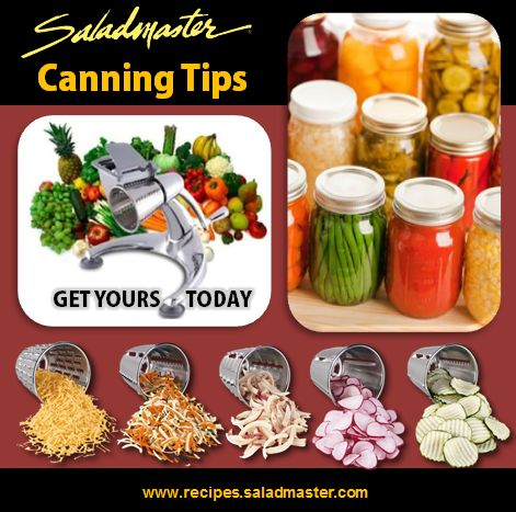 43 Best Images About Saladmaster Tips Amp How To On