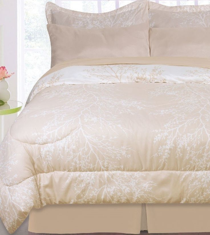 83 best Comforter Sets images on Pinterest Bed in a bag Pillow