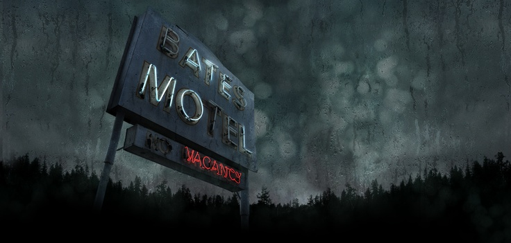 Bates Motel - Episodes, Video & Schedule - A Premieres March 18, 2013  (note: God doesn't create evil, people give themselves over to it)