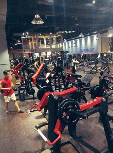 "STERLING Hard Core Fitness by Impulse "" Alat Fitness Bersertifikasi internasional """