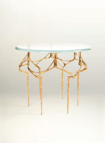 Colette Side Table | NIBA Home Great Pictures