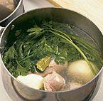 How to Make Turkey Giblet Broth