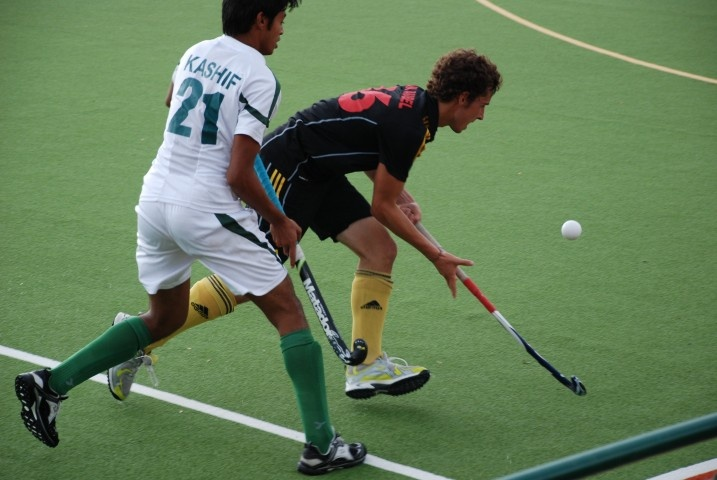 HockeyNews  London Calling.  Belgium-Pakistan: 2-0