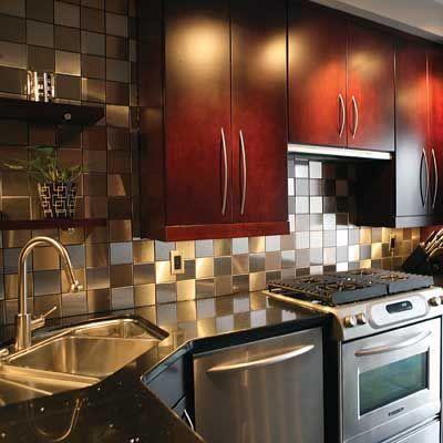 Surprising Kitchen Design Ideas for Small Kitchens